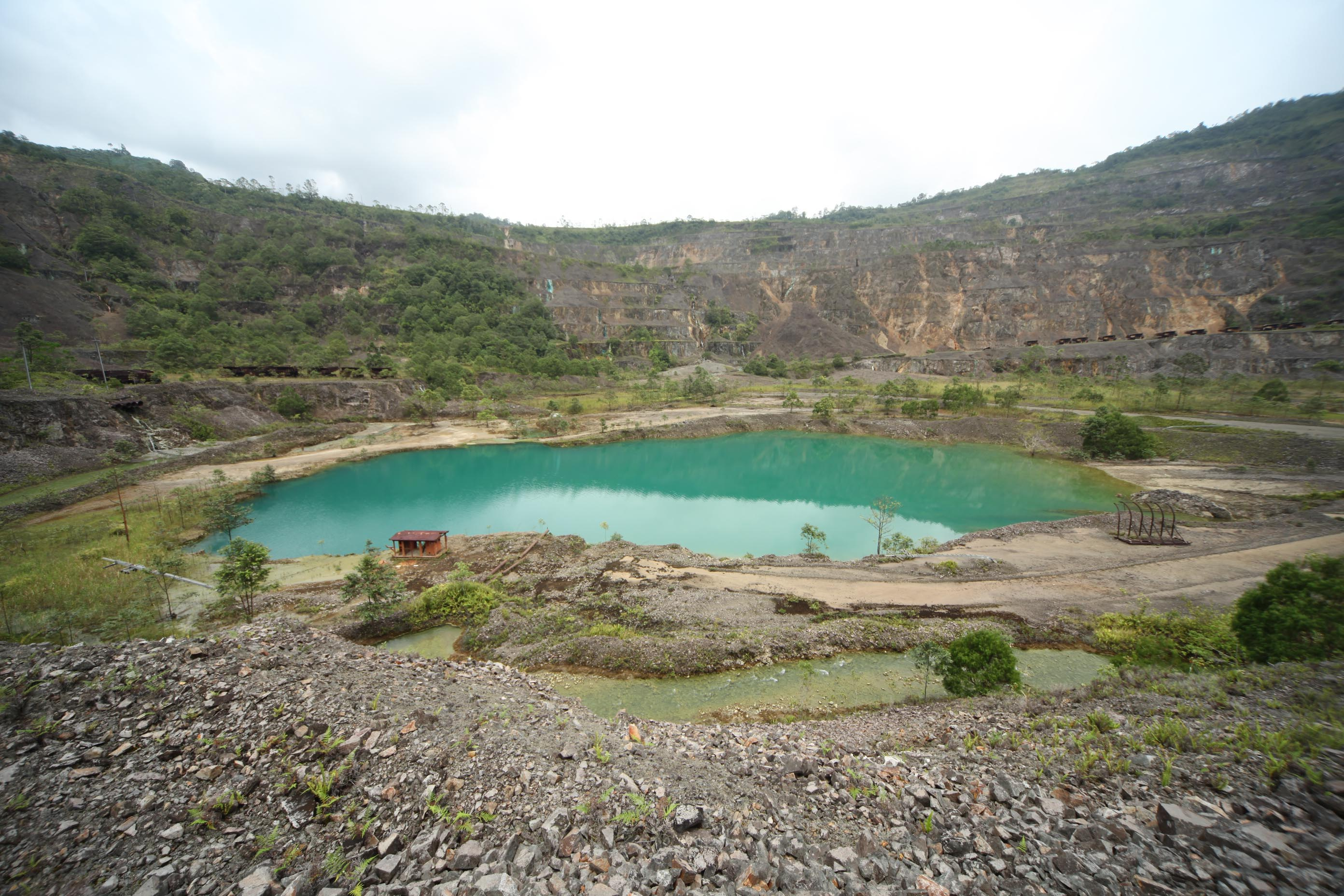 PNG Mining Legacies Project