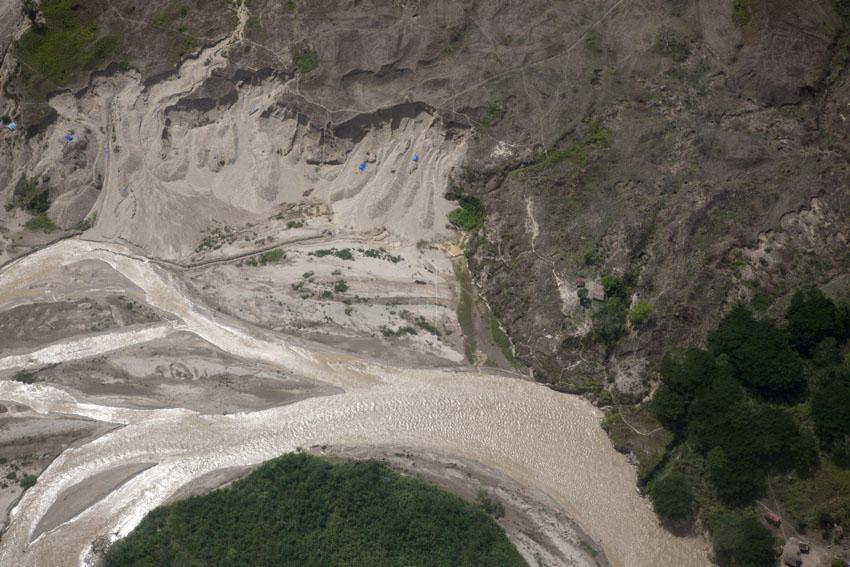Watut River, Morobe Province Project